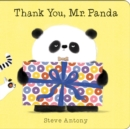 Thank You, Mr. Panda: A Board Book - Book