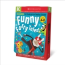 Kindergarten A-D Reader Box Set - Funny Furry Tales (Scholastic Early Learners) - Book