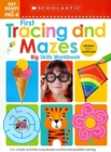 Get Ready for Pre-K Big Skills Workbook: First Tracing and Mazes (Scholastic Early Learners) - Book