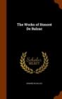 The Works of Honore de Balzac - Book