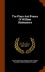 The Plays and Poems of William Shakspeare - Book