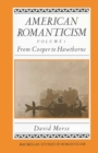 American Romanticism : From Cooper to Hawthorne - Excessive America - eBook