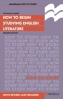 How to Begin Studying English Literature - eBook