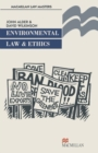 Environmental Law and Ethics - eBook