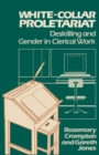 White-Collar Proletariat : Deskilling and Gender in Clerical Work - eBook