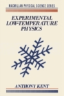 Experimental low-temperature physics - eBook