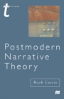 Postmodern Narrative Theory - eBook