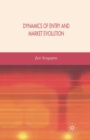 Dynamics of Entry and Market Evolution - Book