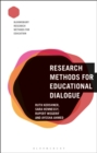 Research Methods for Educational Dialogue - Book