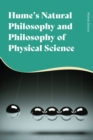 Hume's Natural Philosophy and Philosophy of Physical Science - eBook