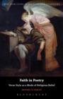 Faith in Poetry : Verse Style as a Mode of Religious Belief - Book