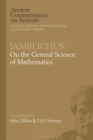 Iamblichus: On the General Science of Mathematics - eBook