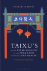 Taixu's 'On the Establishment of the Pure Land in the Human Realm' : A Translation and Study - Book