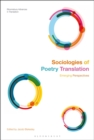 Sociologies of Poetry Translation : Emerging Perspectives - Book