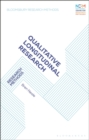 Qualitative Longitudinal Research : Research Methods - Book