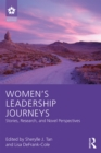 Women's Leadership Journeys : Stories, Research, and Novel Perspectives - eBook