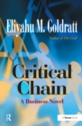 Critical Chain : A Business Novel - eBook