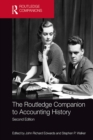 The Routledge Companion to Accounting History - eBook