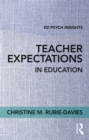Teacher Expectations in Education - eBook