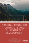 Natural Resource Conflicts and Sustainable Development - eBook