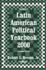 Latin American Political Yearbook : 1999 - eBook