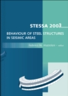STESSA 2003 - Behaviour of Steel Structures in Seismic Areas : Proceedings of the 4th International Specialty Conference, Naples, Italy, 9-12 June 2003 - eBook