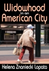Widowhood in an American City - eBook