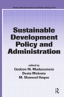 Sustainable Development Policy and Administration - eBook