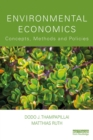 Environmental Economics : Concepts, Methods and Policies - eBook