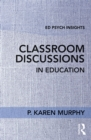 Classroom Discussions in Education - eBook