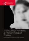 The Routledge Handbook of Phenomenology of Emotion - eBook