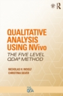 Qualitative Analysis Using NVivo : The Five-Level QDA(R) Method - eBook