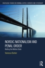 Nordic Nationalism and Penal Order : Walling the Welfare State - eBook
