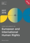 Core Documents on European and International Human Rights 2017-18 - Book