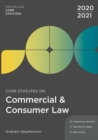 Core Statutes on Commercial & Consumer Law 2020-21 - Book