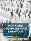Work and Organizational Behaviour - eBook