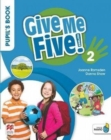 Give Me Five! Level 2 Pupil's Book Pack - Book