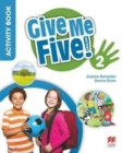 Give Me Five! Level 2 Activity Book - Book