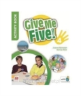 Give Me Five! Level 4 Activity Book - Book