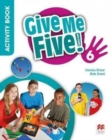 Give Me Five! Level 6 Activity Book - Book