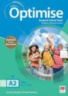 Optimise A2 Student's Book Pack - Book