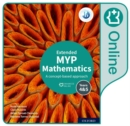 MYP Mathematics 4&5 Extended Enhanced Online Book - Book