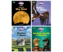 Project X CODE Extra: White and Lime Book Bands, Oxford Levels 10 and 11: Sky Bubble and Maze Craze, Mixed Pack of 4 - Book