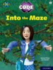 Project X CODE: Lime Book Band, Oxford Level 11: Maze Craze: Into the Maze - Book