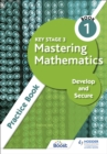 Key Stage 3 Mastering Mathematics Develop and Secure Practice Book 1 - Book
