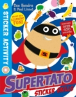 Supertato Sticker Skills - Book