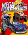 Mega Machines : Roar into action with these super-charged racers! - eBook