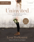 Uninvited Study Guide : Living Loved When You Feel Less Than, Left Out, and Lonely - Book