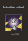 Condensed Matter in a Nutshell - eBook