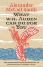 What W. H. Auden Can Do for You - eBook
